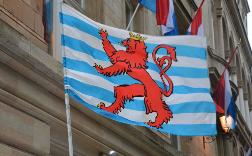 Fête Nationale Luxembourg City2015
