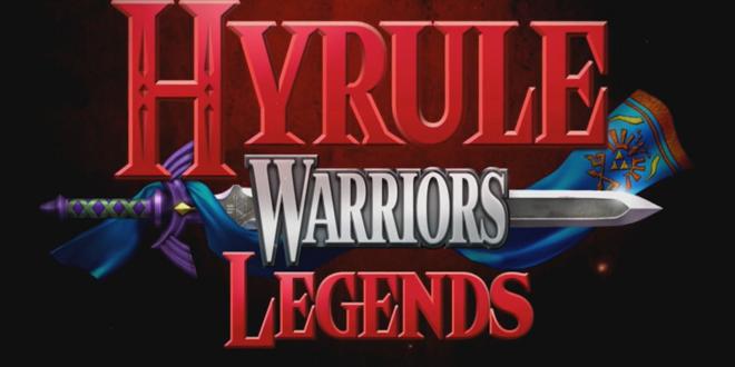 Nintendo E3 2015 – Hyrule WarriorsLegends