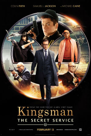 Kingsman: The Sercret Service