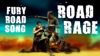 MAD MAX: FURY ROAD SONG – ROAD RAGE By Miracle OfSound