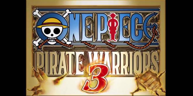 E3 2015 – One Piece Pirate Warriors3