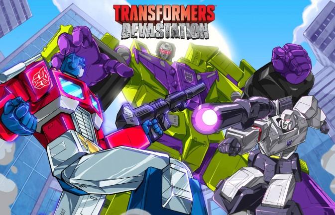 Transformers Devastation den éischten Androck (Xbox 360, Xbox One, PS3, PS4 &PC)