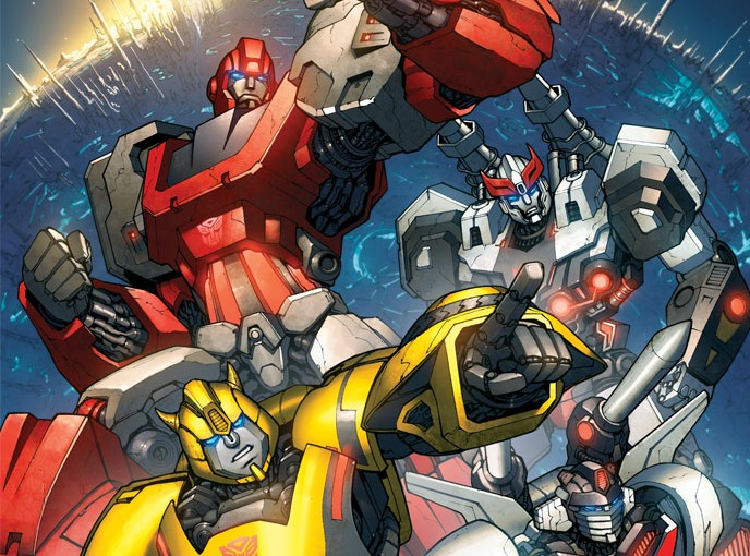 Transformers Robots inDisguise