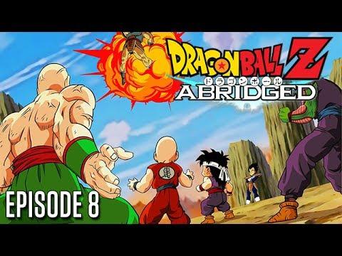 TFS DragonBall Z Abridged: Episode8