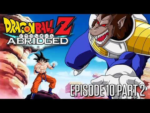 TFS DragonBall Z Abridged: Episode 10 Part2