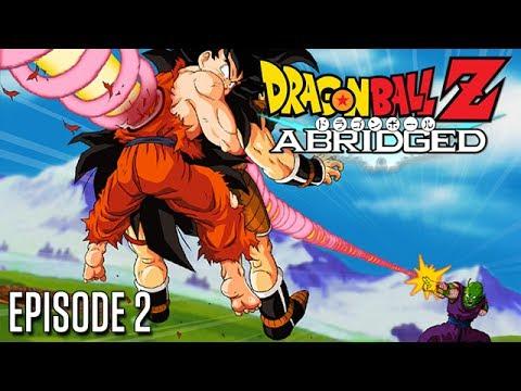 TFS DragonBall Z Abridged: Episode2