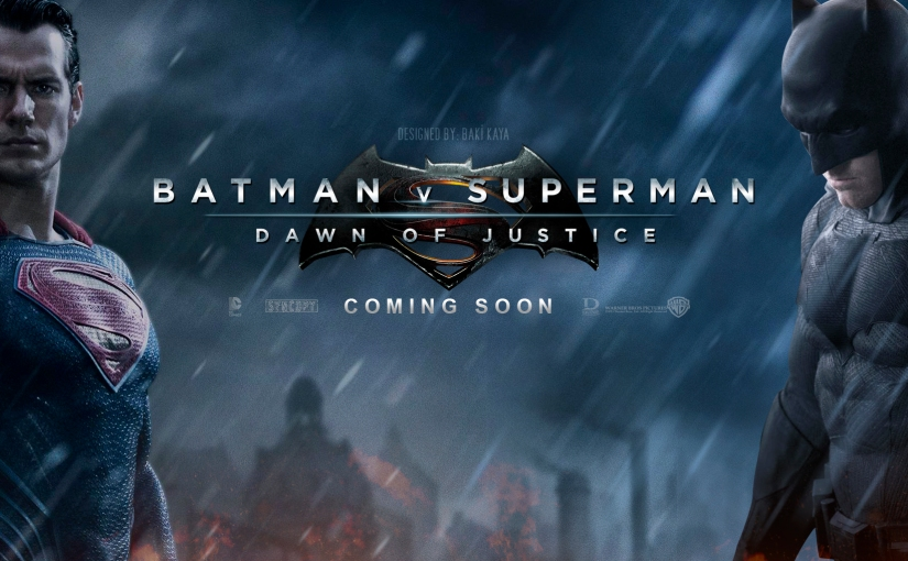 SDCC – Batman v Superman: Dawn of Justice