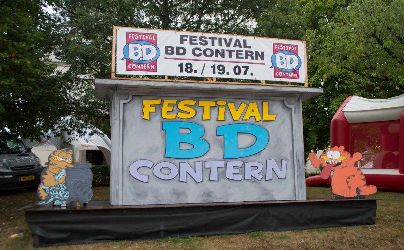 Around the BD FestivalContern