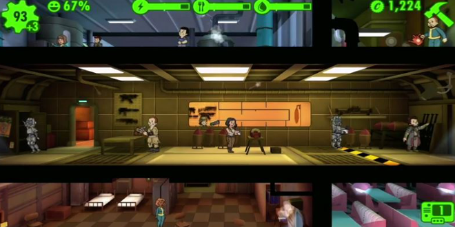 Fallout Shelter Rakes in $5.1 Million
