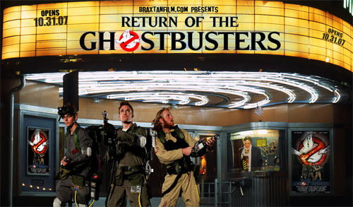 Return of the Ghostbusters FanFilm