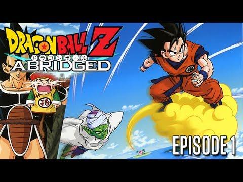 TFS DragonBall Z Abridged: Episode1