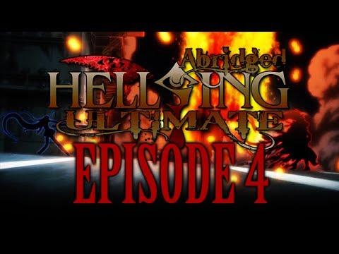 *TFS* Hellsing Ultimate Abridged Episode4