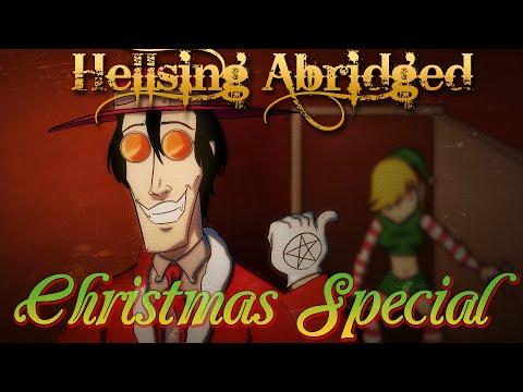 A Very Hellsing ChristmasSpecial