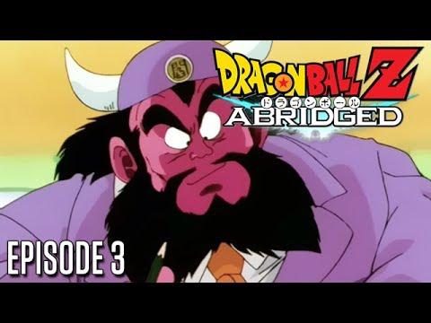 TFS DragonBall Z Abridged: Episode3