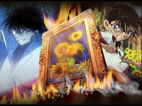 Detective Conan: Sunflowers of Inferno Film Trailer