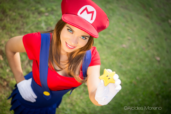 Lady Mario Cosplay by WindyGirk