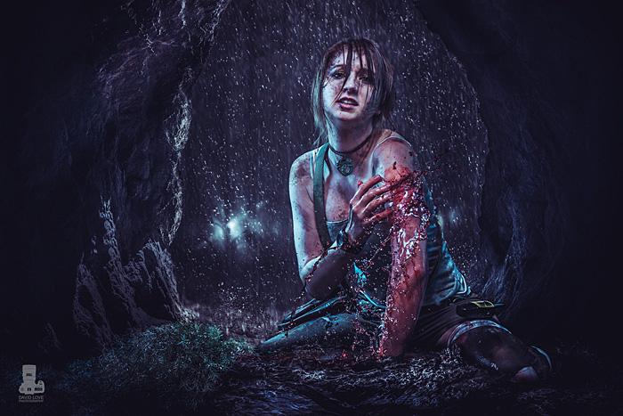 Lara Croft Tomb RaiderCosplay