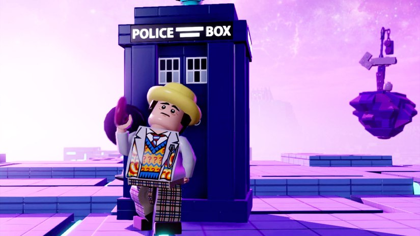 SDCC – LEGO Dimensions DoctorWho