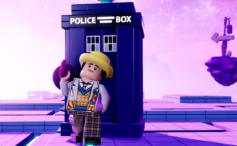 SDCC – LEGO Dimensions Doctor Who