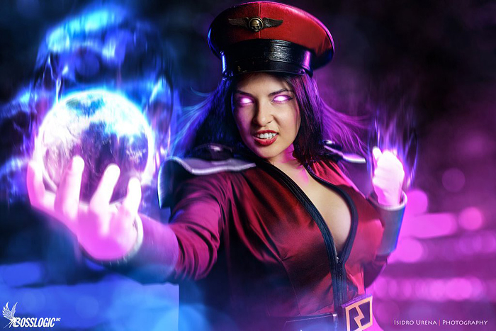 M. Bison Cosplay