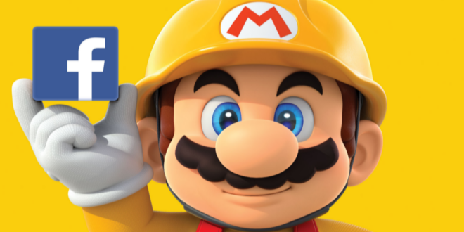 Nintendo Partners with Facebook for HackathonEvent