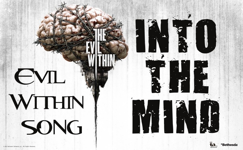 EVIL WITHIN SONG – Into The Mind by Miracle Of Sound