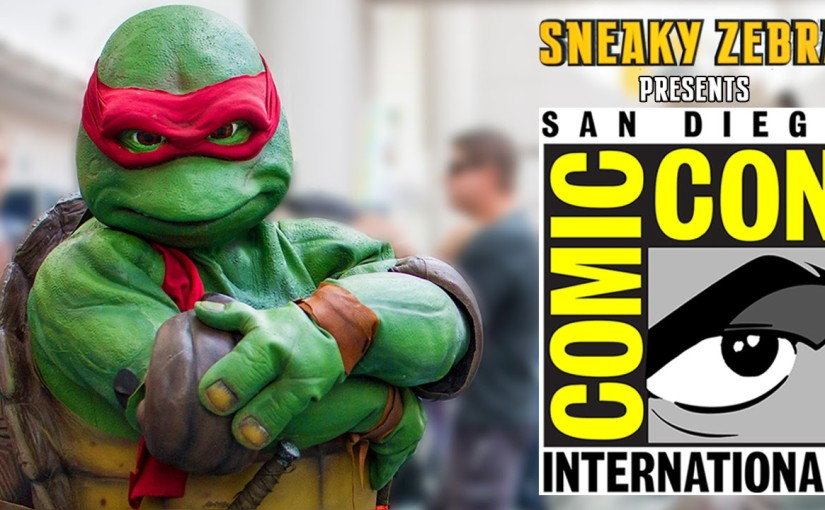 San Diego Comic Con (SDCC) – Cosplay Music Video ‏ 2015