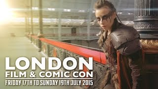 London Film and Comic Con (LFCC) 2015