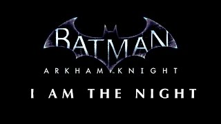 BATMAN: ARKHAM KNIGHT SONG: I Am The Night by Miracle Of Sound