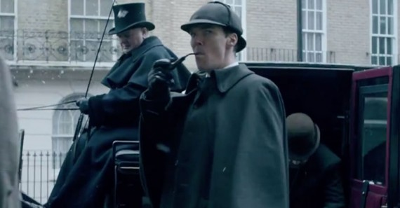 SDCC – Sherlock Christmas Special Gets Theatrical Release