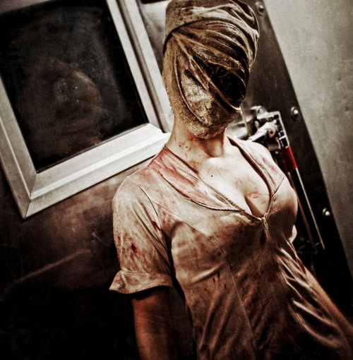 Silent Hill NurseCosplay