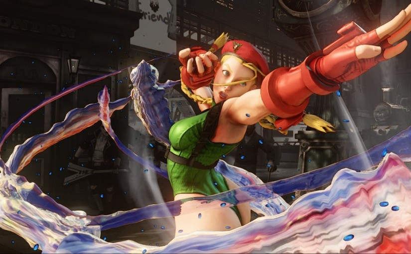How to Get Into the Street Fighter V PS4Beta