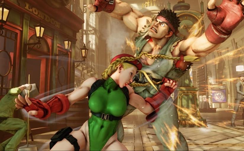 Capcom Apologizes, Postpones Street Fighter VBeta