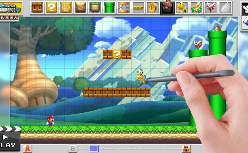 New Trailer for Super MarioMaker