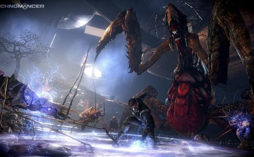 The Technomancer Slated To Appear At Next Month'sGamescom