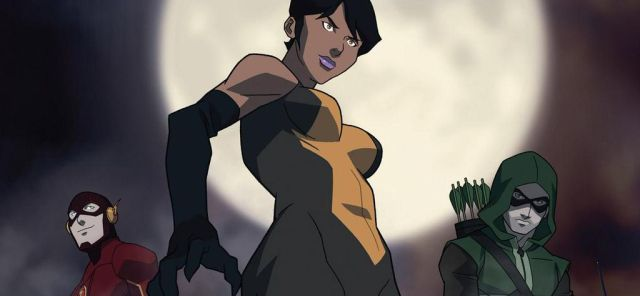 "SDCC – The first trailer for ""Vixen"""