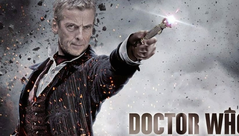 "SDCC – Capaldi, Coleman Talk ""Doctor Who"""