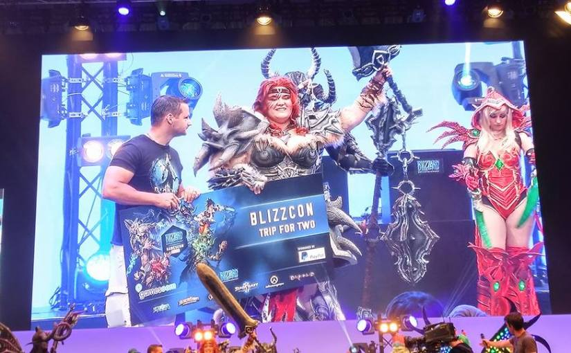 Gamescom 2015 – Blizzard Cosplay Contest