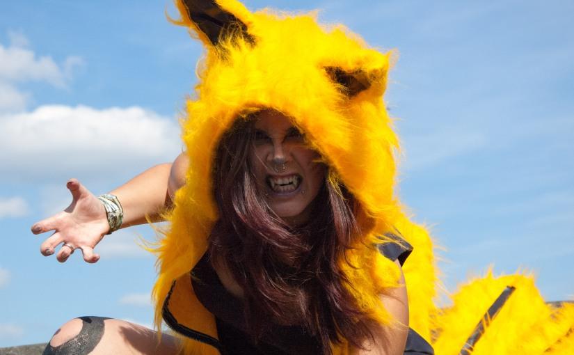 Nine Tailed Fox – Cosplay-shoot AnimagiC2015
