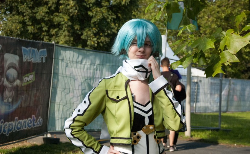 Cosplay at the AnimagiC 2015 Part10