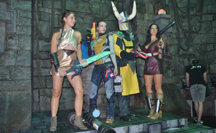 Gamescom 2015 – Cosplay