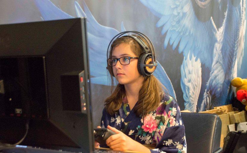Gaming at the AnimagiC2015