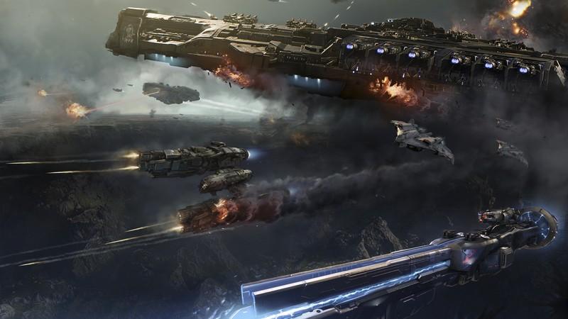 Gamescom 2015 – Dreadnought closedbeta