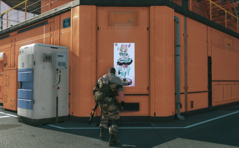 Gamescom 2015 – New Metal Gear Solid V: The Phantom Pain Trailer