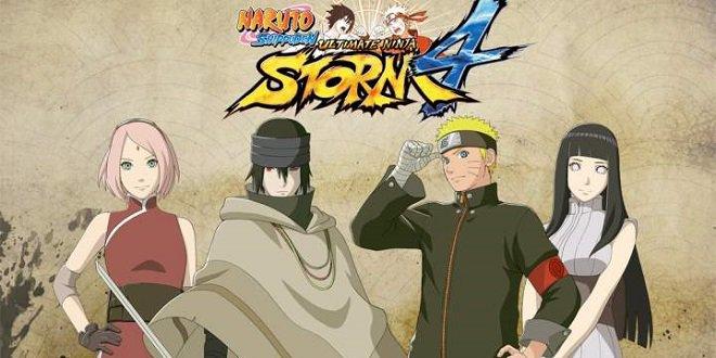 Gamescom 2015 – Naruto Shippuden: Ultimate Ninja Storm4