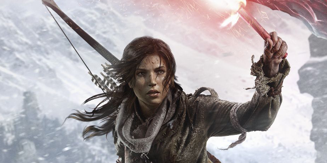 Microsoft Gamescom 2015 – Rise of the TombRaider