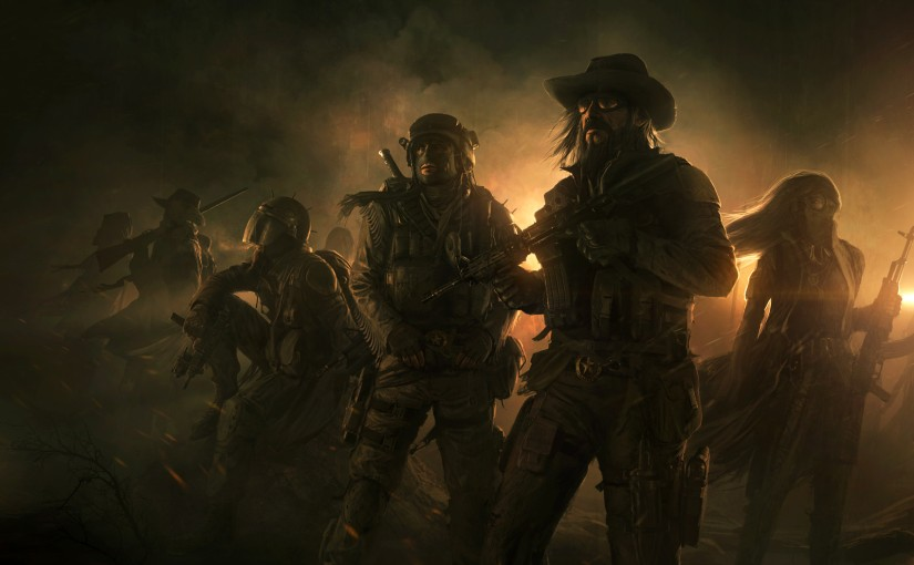 Wasteland 2: Director's Cut Playstation 4 and Xbox One ReleaseDate