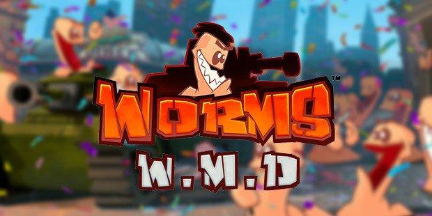 Microsoft Gamescom 2015 – WormsW.M.D.