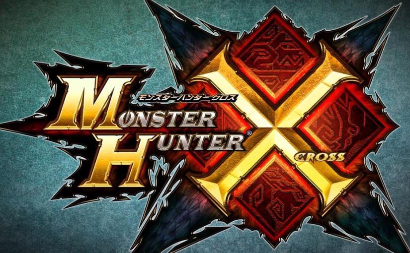 Monster Hunter XTrailer