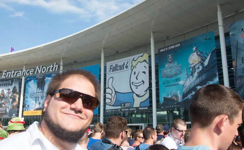 Gamescom 2015 – Around the Gamescom Part 3